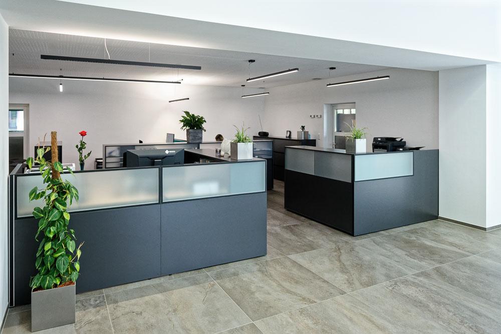 Büro Apoloner Metallbau