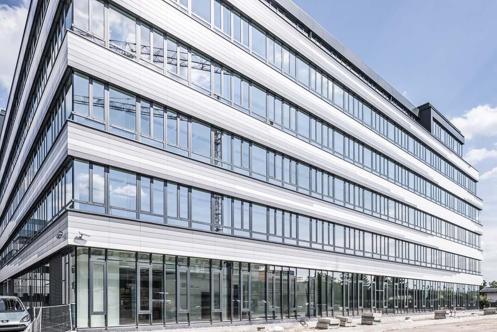 Fassadenbau Apoloner Neumarkt